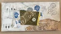 YTPC:  BOHO Junk Journal Envelopes