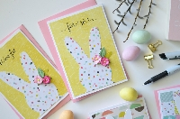Mail Art Easter Card & Flat Surprise USA