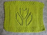 Monthly Dishcloth Swap - May - Sender's Choice