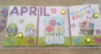 Easter Mini Pocket Letters
