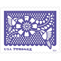 ✉ Favorite Postage Stamps — USA #8