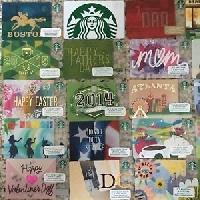 Starbucks Swap - Gift Cards