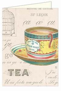 Spring Tea & Notecard swap - USA