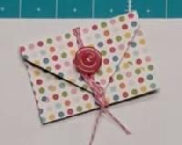 YTPC:  Mini Envelopes w/o a Punch Board