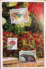 PA: Postage Stamp Art