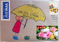April Showers bring May Flowers decorated envie +