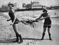 Vintage Fun @ Beach Art Deco ♡