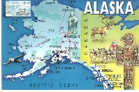 Send a Naked Map Postcard #11