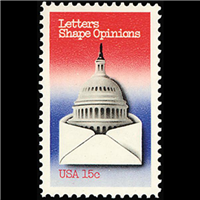 ✉ Vintage Postage on a PC — USA #1