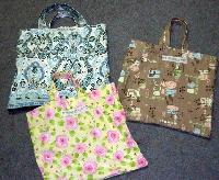 Reusable Grocery Bag/tote (handmade or embellished