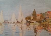 Monet Art Postcard Swap #2