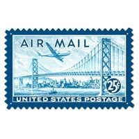 ✉ Vintage Postage on a PC — USA #2