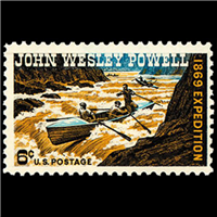 ✉ Vintage Postage on a PC — USA #6