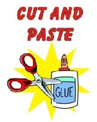 Cut n Paste DIY Postcard Quick Swap - USA/Canada
