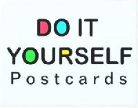 DIY (Do It Yourself) Sender's Choice Postcard
