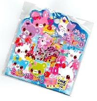 100 Kawaii Loose Sticker Swap
