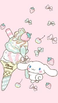 Fun and kawaii sticker swap!