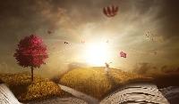 Book Lovers ATC #7 Favorite Book Genre