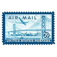 WIYM: ✉ Postage Stamps — USA #4
