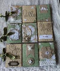 FTLOC-Mini Pocket Letter Green Theme