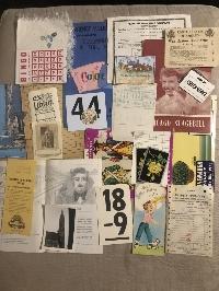 EJ: Vintage Ephemera Love