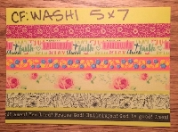 CF: Washi 5x7 (Roughly)