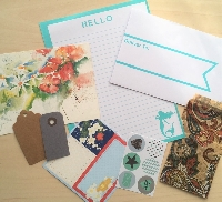 """Penpal kit"" swap"