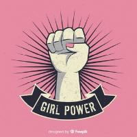 Girl Power Postcard Swap 🚺✊
