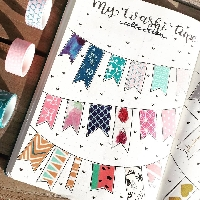 Washi Swap- Send Your Favorites!