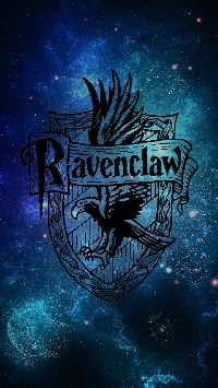 HARRY POTTER ATC Swap (Ravenclaw)