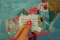 Clear Packaging Tape Postcard: My Favorite Things