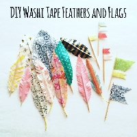 Washi Embellishments
