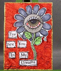 EASU: Creepy Eyeball ATC