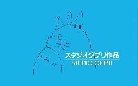 Studio Ghibli Postcard Swap