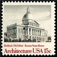 WIYM: ✉ Vintage Postage on a PC — USA #3