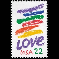 ✉ Vintage Postage on a PC — USA #9