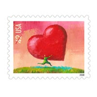 ✉ Favorite Postage Stamps — USA #17