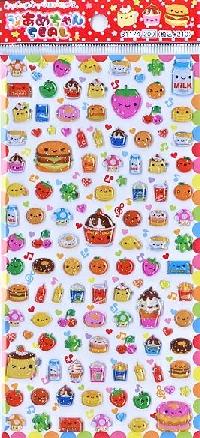 Kawaii Sticker sheet Swap!