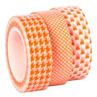 🧡 Themed Washi Swap #11: Orange 🧡
