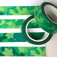 💚 Themed Washi Swap #13: Green 💚