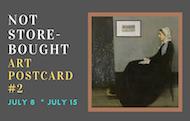 Not Store-Bought Art Postcard #2