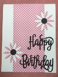 September Birthday Mail Swap