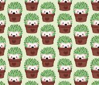 Cacti, succulent, or hedgehog ATC