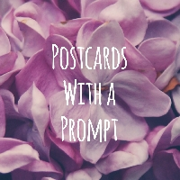 EML: Postcard with a prompt #6