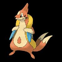Pokemon ATC Series 2 - Orange