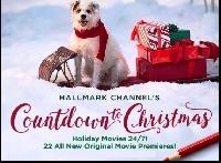 HALLMARKS COUNTDOWN TO CHRISTMAS