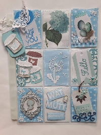 FLTOC#1 This month mine pocket letter is BLUE