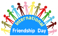 N°2 Profile decorate International friendship day