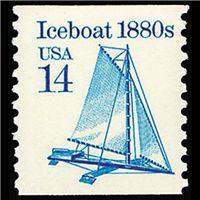 WIYM: ✉ Vintage Postage on a PC — USA #4
