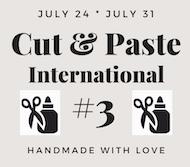 Cut & Paste Postcard - International #3